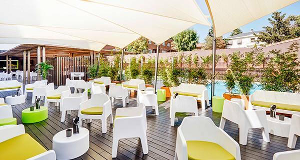 Sercotel Hotels Inaugura Su Temporada De Terrazas